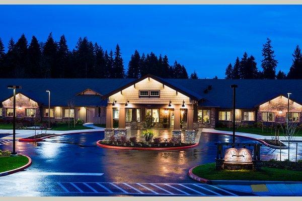 The Hampton at Salmon Creek Memory Care 162992