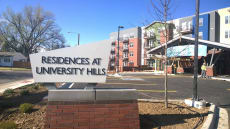 Residences at University Hills, Senior Residences for those 62+