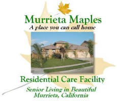 Murrieta Maples Residential Care Facility for the Elderly