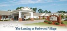 Landing at Parkwood