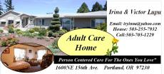 Lupu Adult Home Care