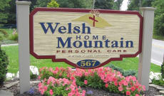 Welsh Mountain Home