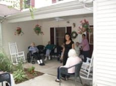 Fox Trail Memory Care Living at Hillsdale West