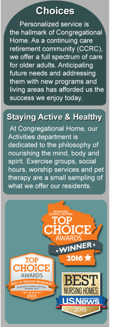 Congregational Home Inc.