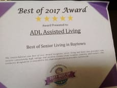 ADL Assisted Living