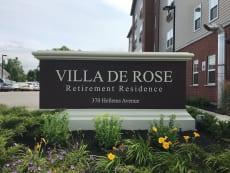 Villa De Rose Retirement Residence