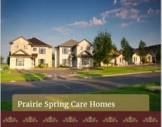 Prairie Spring Care Home