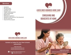Loved Ones Honored Home Care