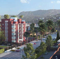Hollywood Hills, A Pacifica Senior Living Community (Opening 2020)