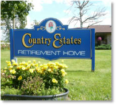 Country Estates Retirement Home