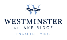 Westminster at Lake Ridge a CCRC