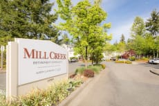 Mill Creek Retirement Community Happy Living by Cogir