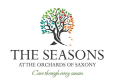 The Seasons of the Orchards of Saxony