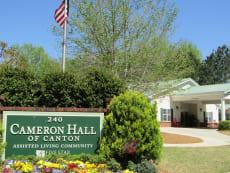 Cameron Hall of Canton