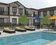 The Landing at Augusta Woods Senior Living (Opening Early 2021)