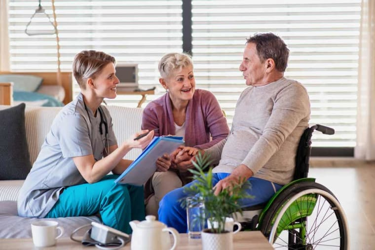 How Can I Find A Home Care Service For Elderly People