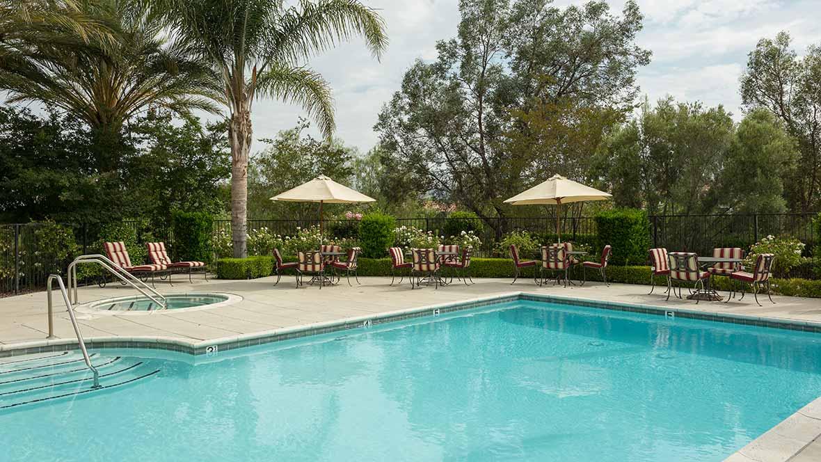 Atria Park of Vintage Hills Swimming Pool photo 2