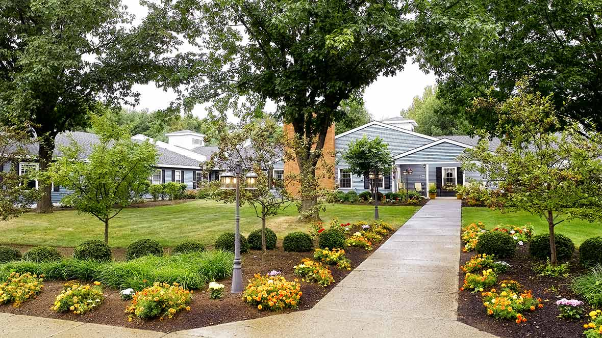 Atria Crossgate Community Exterior