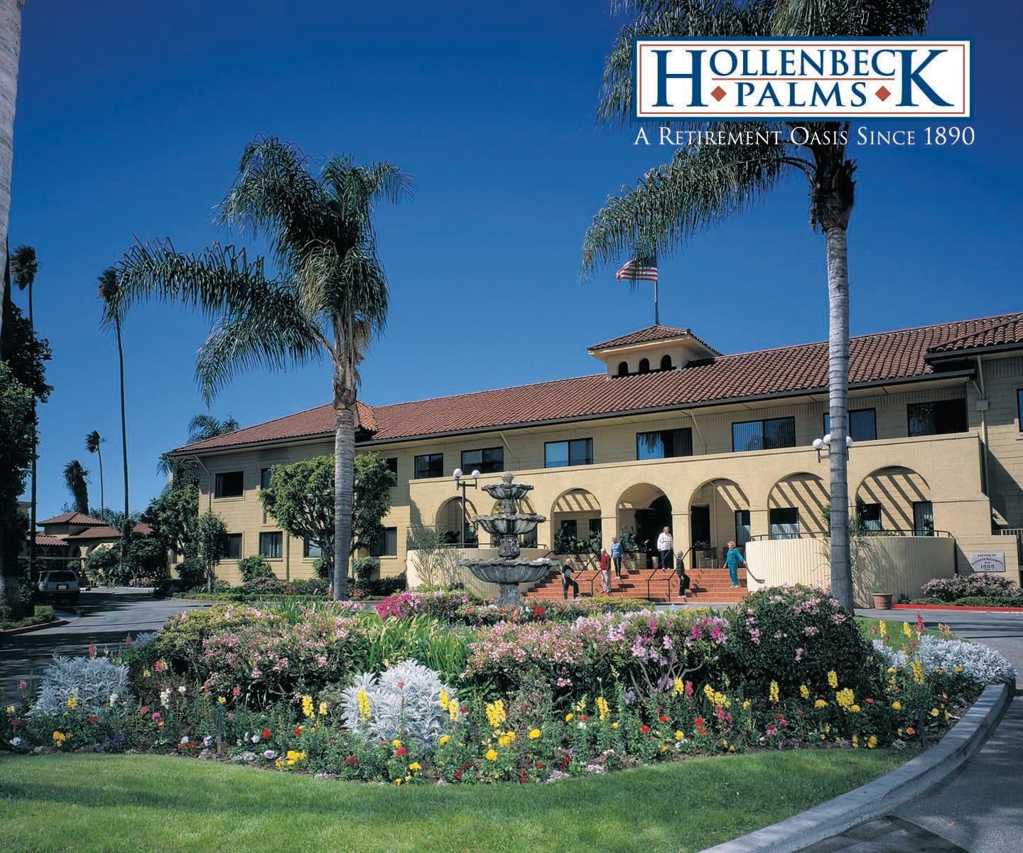 Photo 1 of Hollenbeck Palms, a CCRC