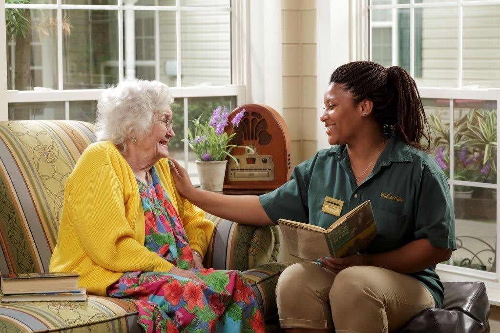 Photo 1 of Colonial Oaks Memory Care at Westchase