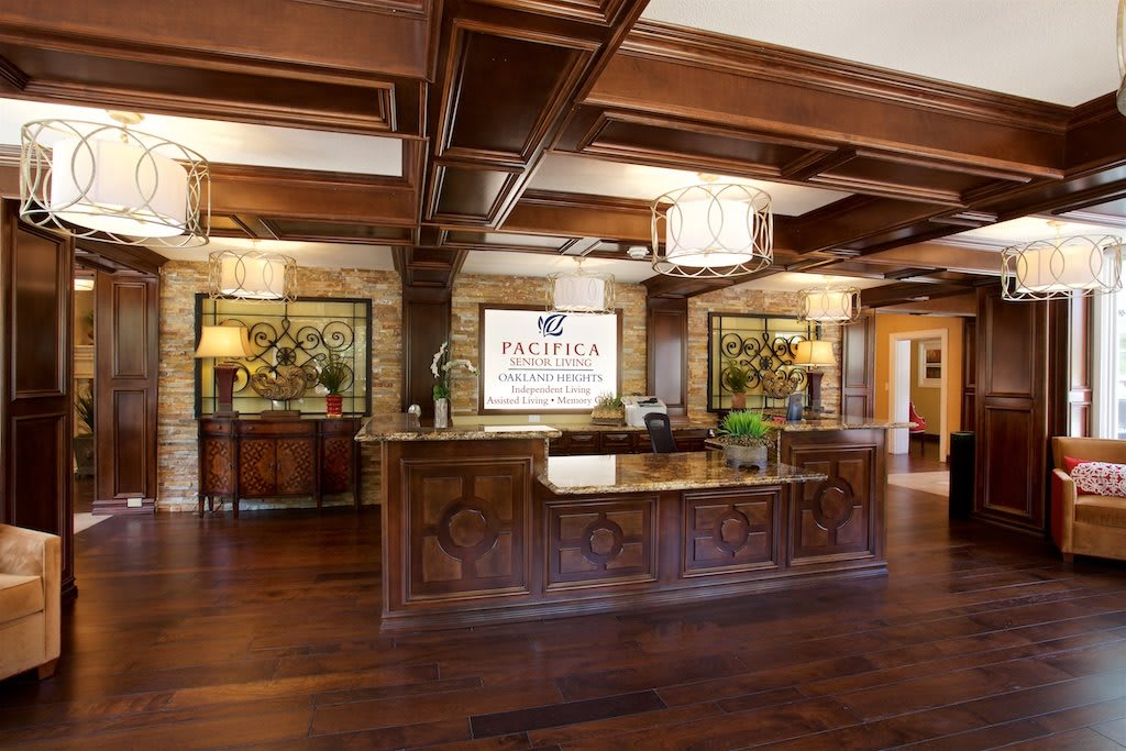 Photo 1 of Pacifica Senior Living Oakland Heights
