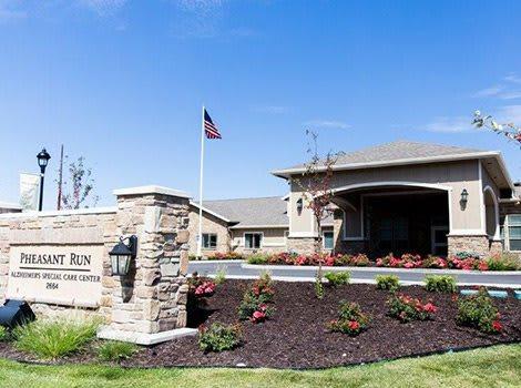 Photo 1 of Pheasant Run Alzheimer's Special Care Center