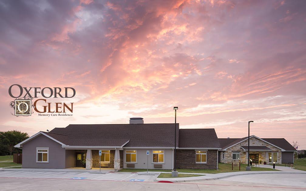Photo 1 of Oxford Glen Memory Care Grand Prairie