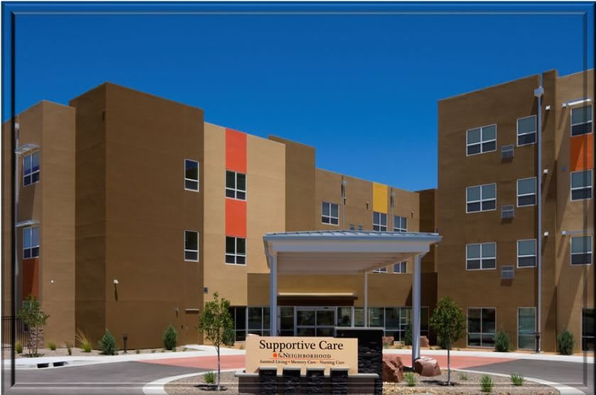 Photo 1 of Neighborhood in Rio Rancho Life Plan Community