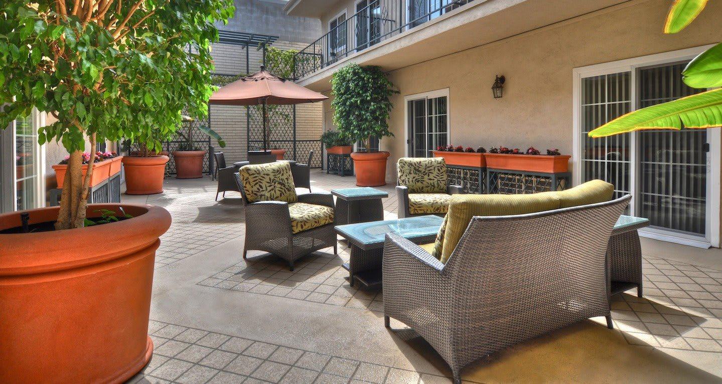 Photo 1 of Encino Terrace Senior Living