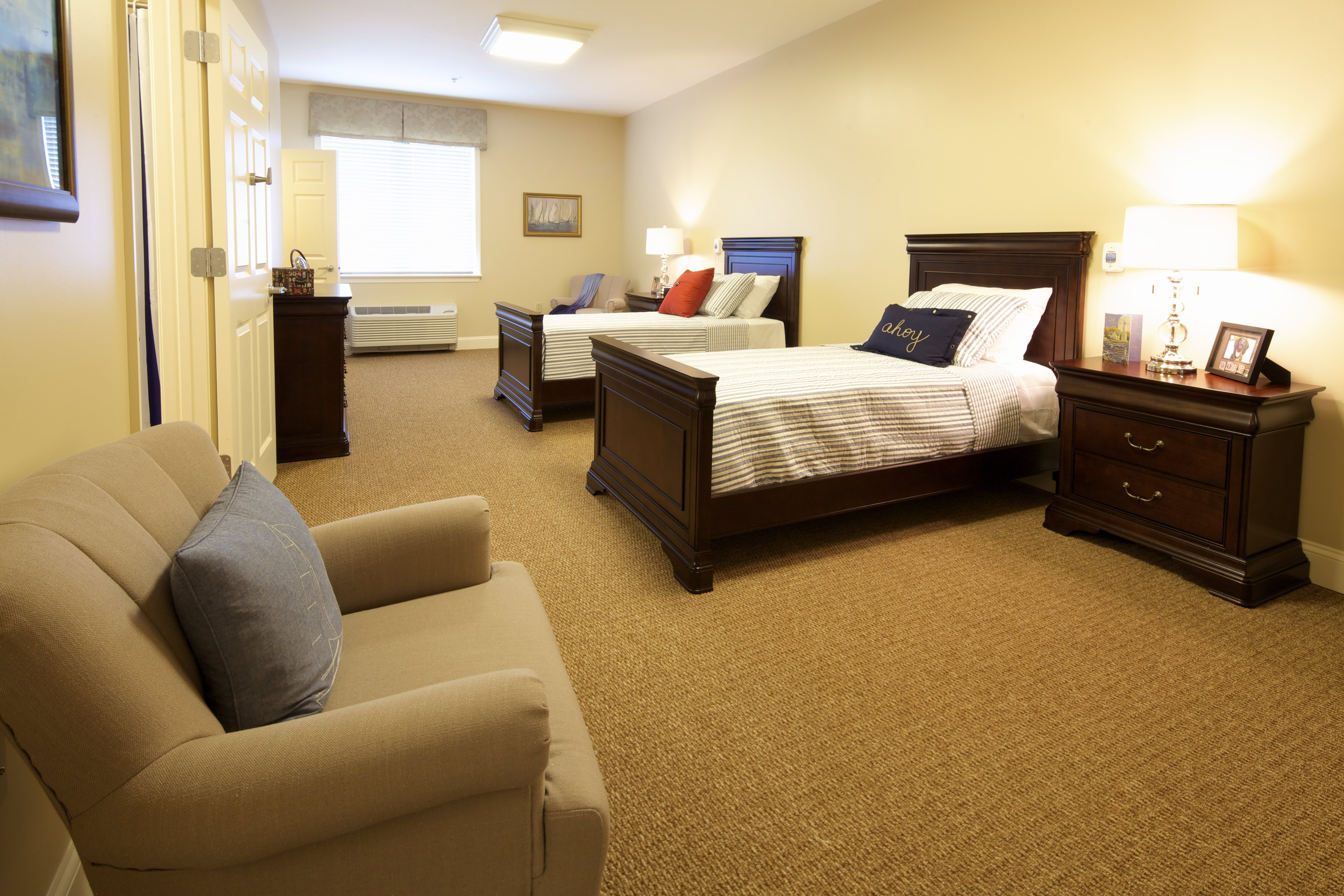 Photo 1 of Commonwealth Senior Living at Leigh Hall