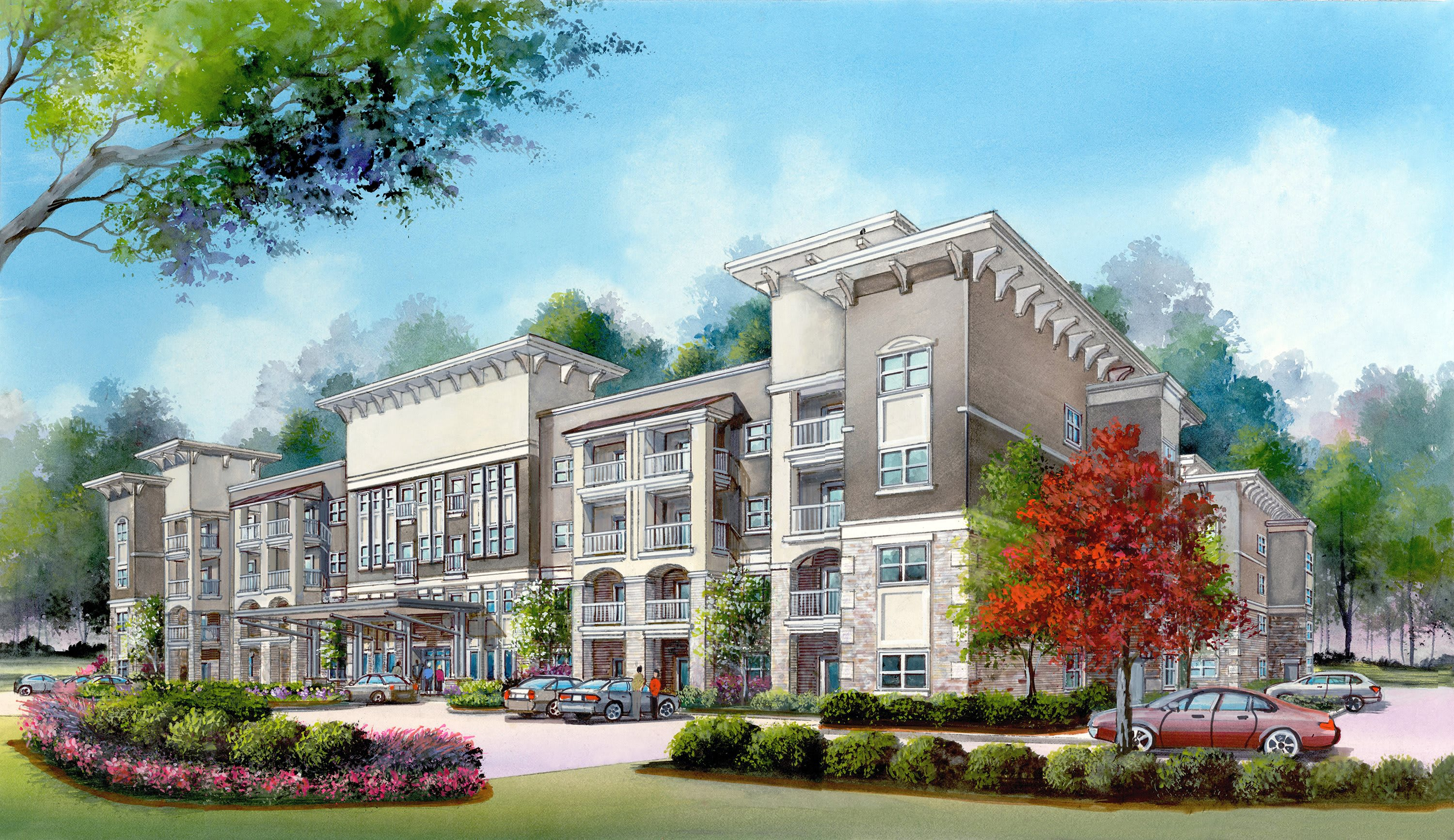 Photo 1 of The Mansions at Gwinnett Park - Senior Independent Living