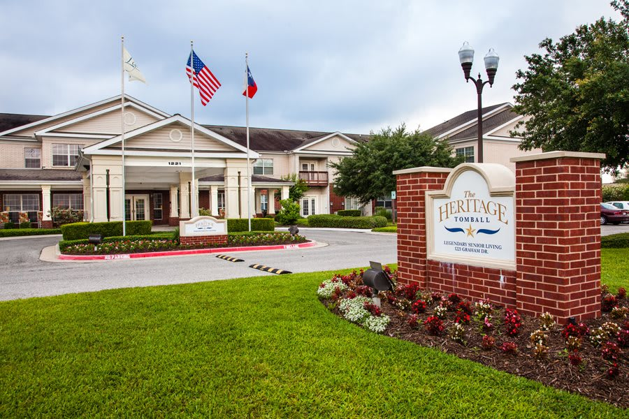 Photo 1 of The Heritage Tomball Senior Living