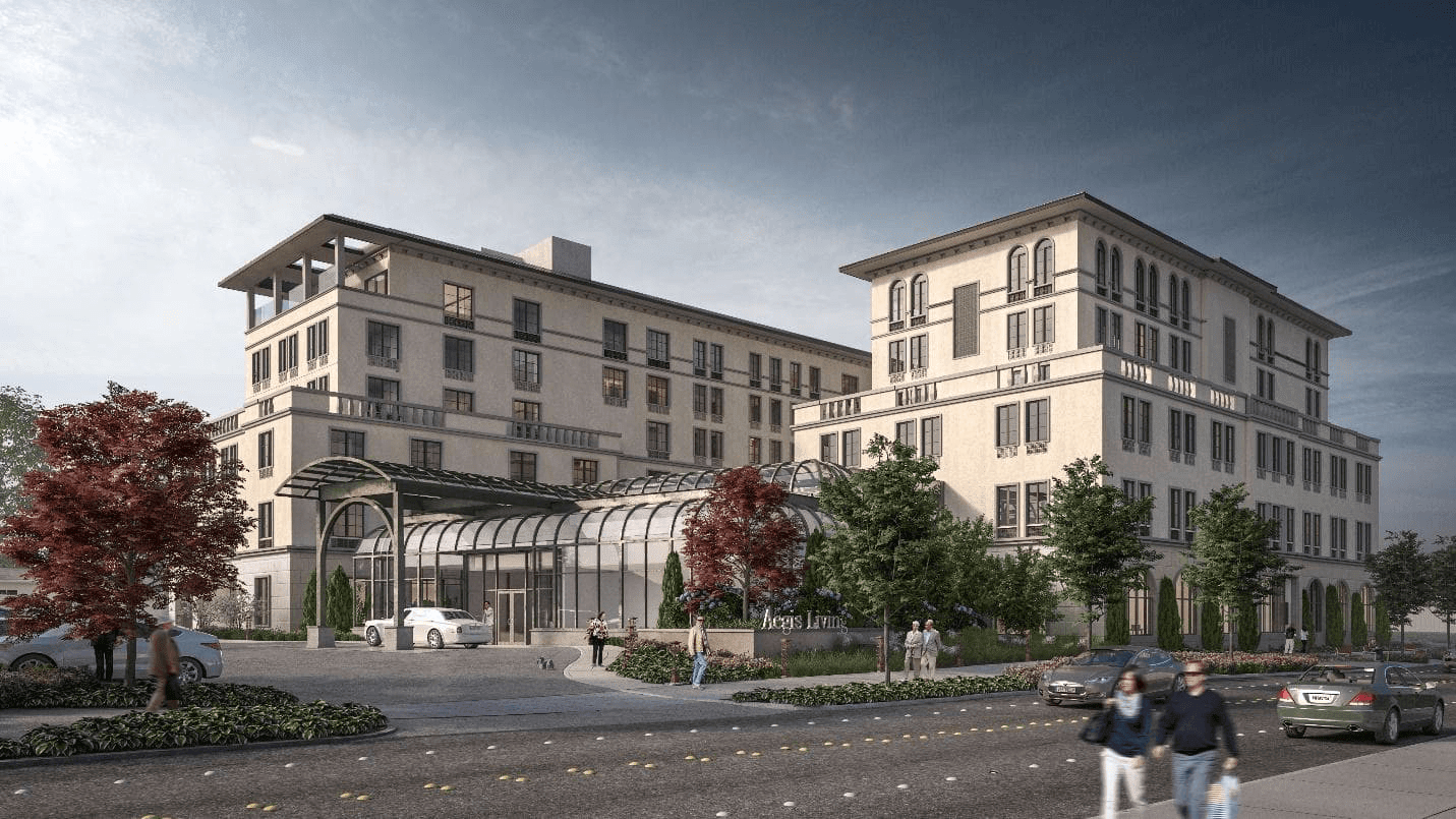 Photo 1 of Aegis of Bellevue at Overlake (Opening Spring 2021)