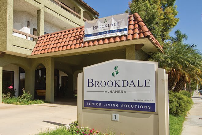 Photo 1 of Brookdale Alhambra