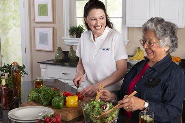 Photo 1 of Senior Helpers - Los Angeles, CA