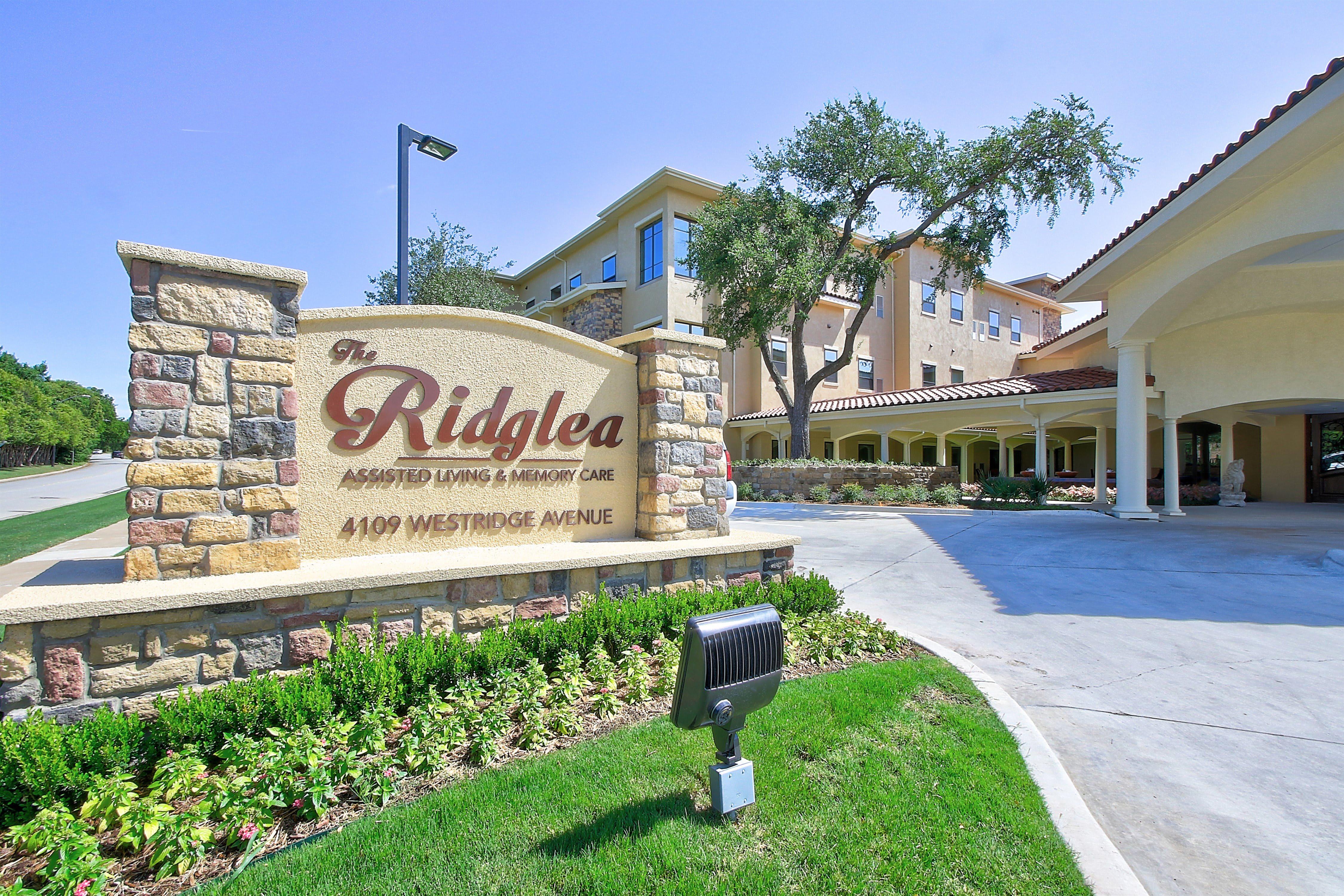 Photo 1 of The Ridglea Assisted Living & Memory Care