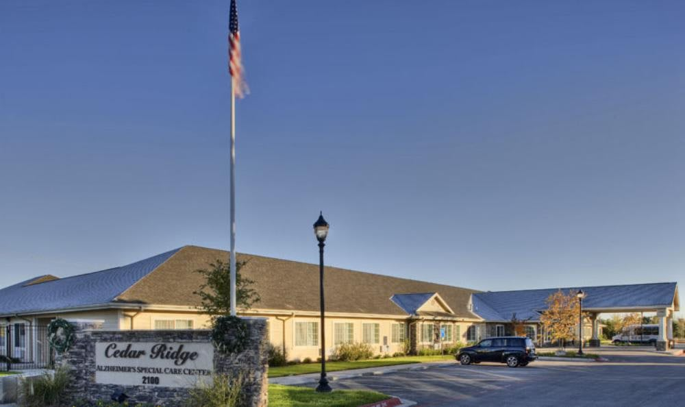 Photo 1 of Cedar Ridge Alzheimer's Special Care Center