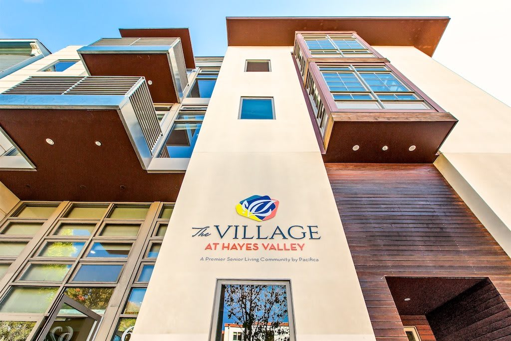 The Village at Hayes Valley exterior