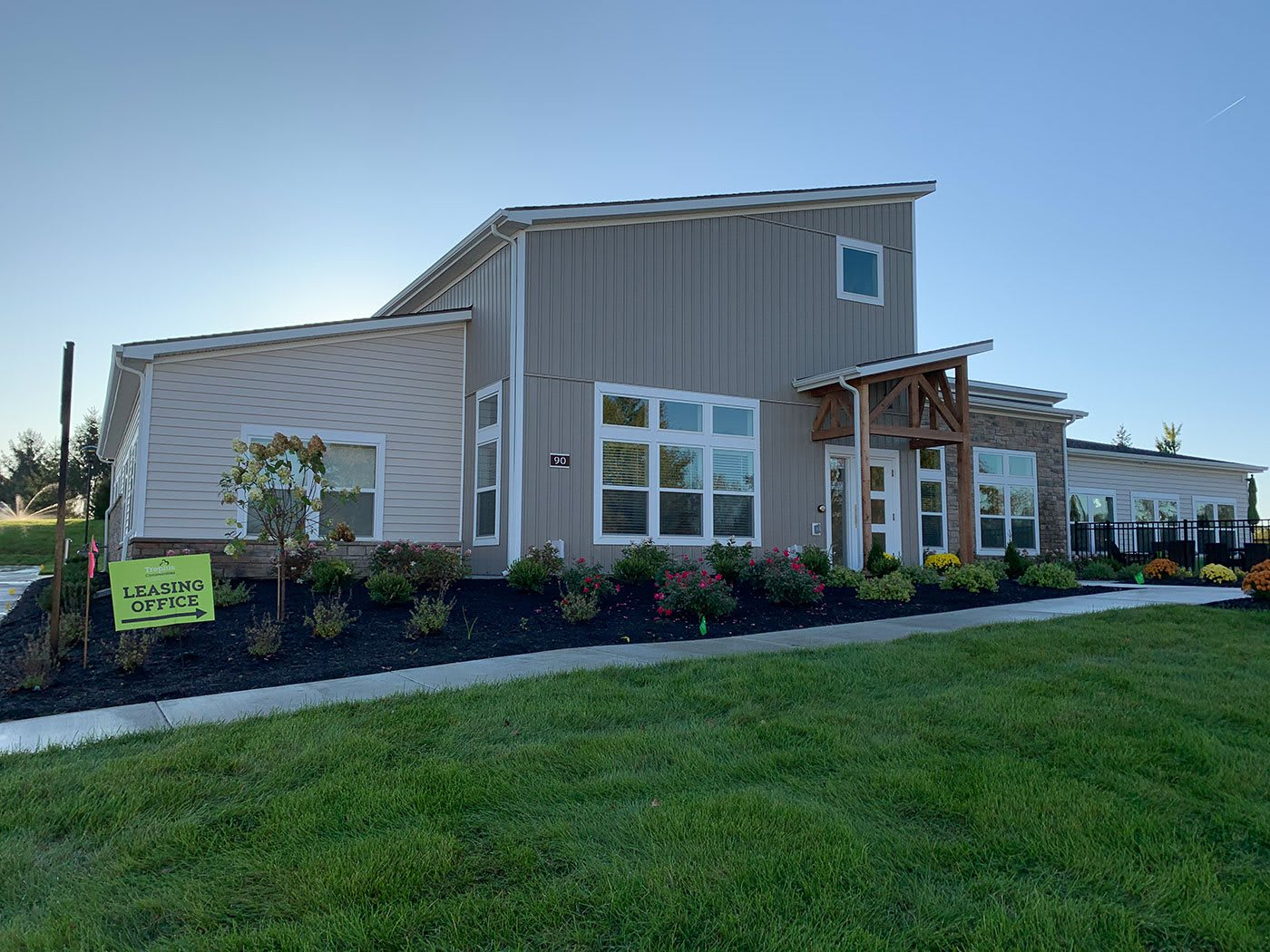 Photo 1 of Burr Oak Commons