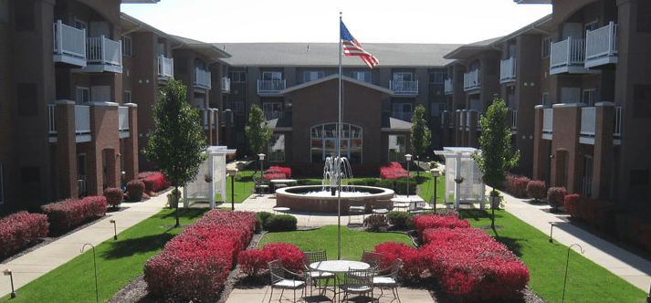 Photo 1 of The Fountains of West County