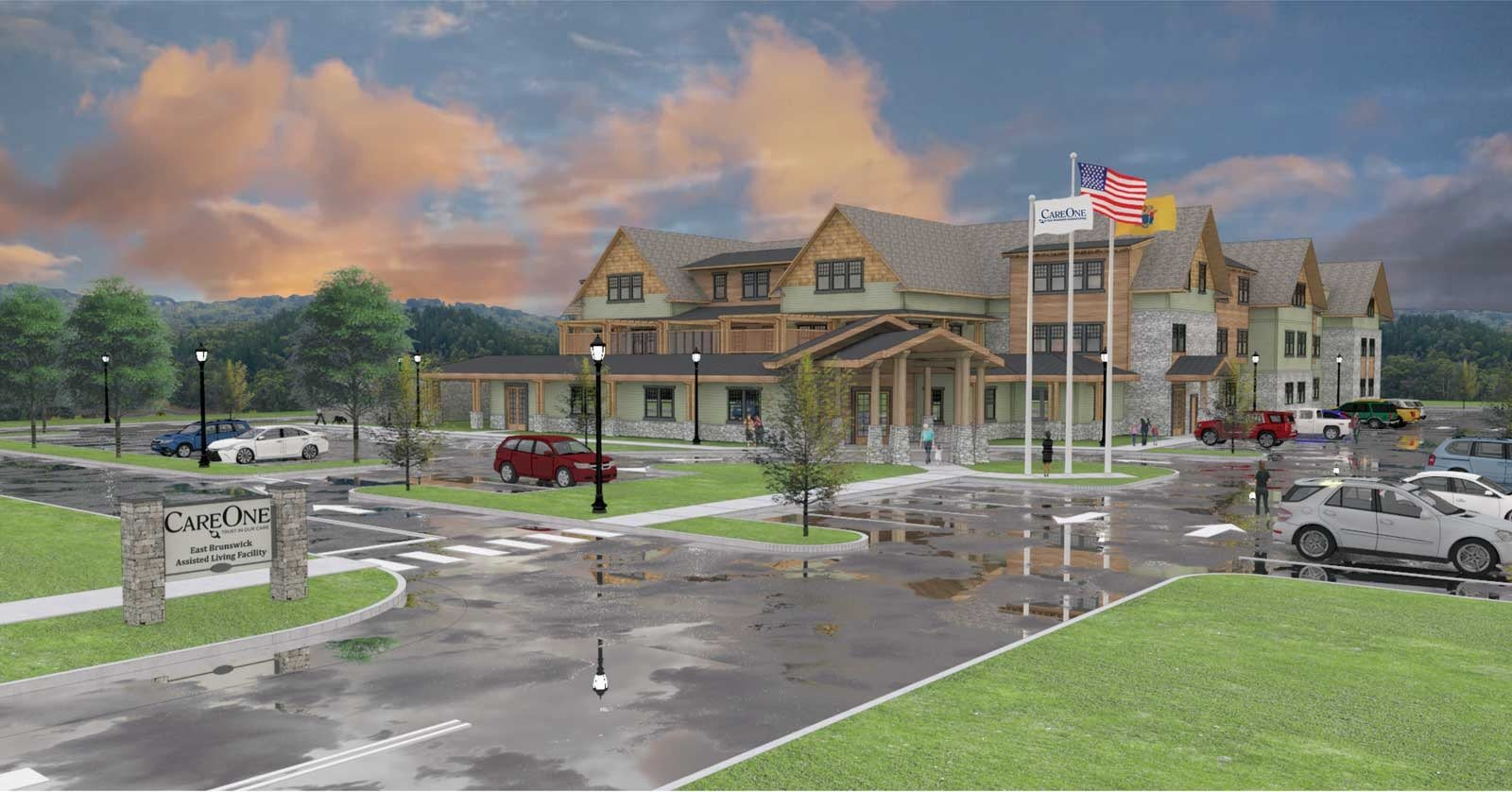 Photo 1 of CareOne East Brunswick Assisted Living NOW OPEN