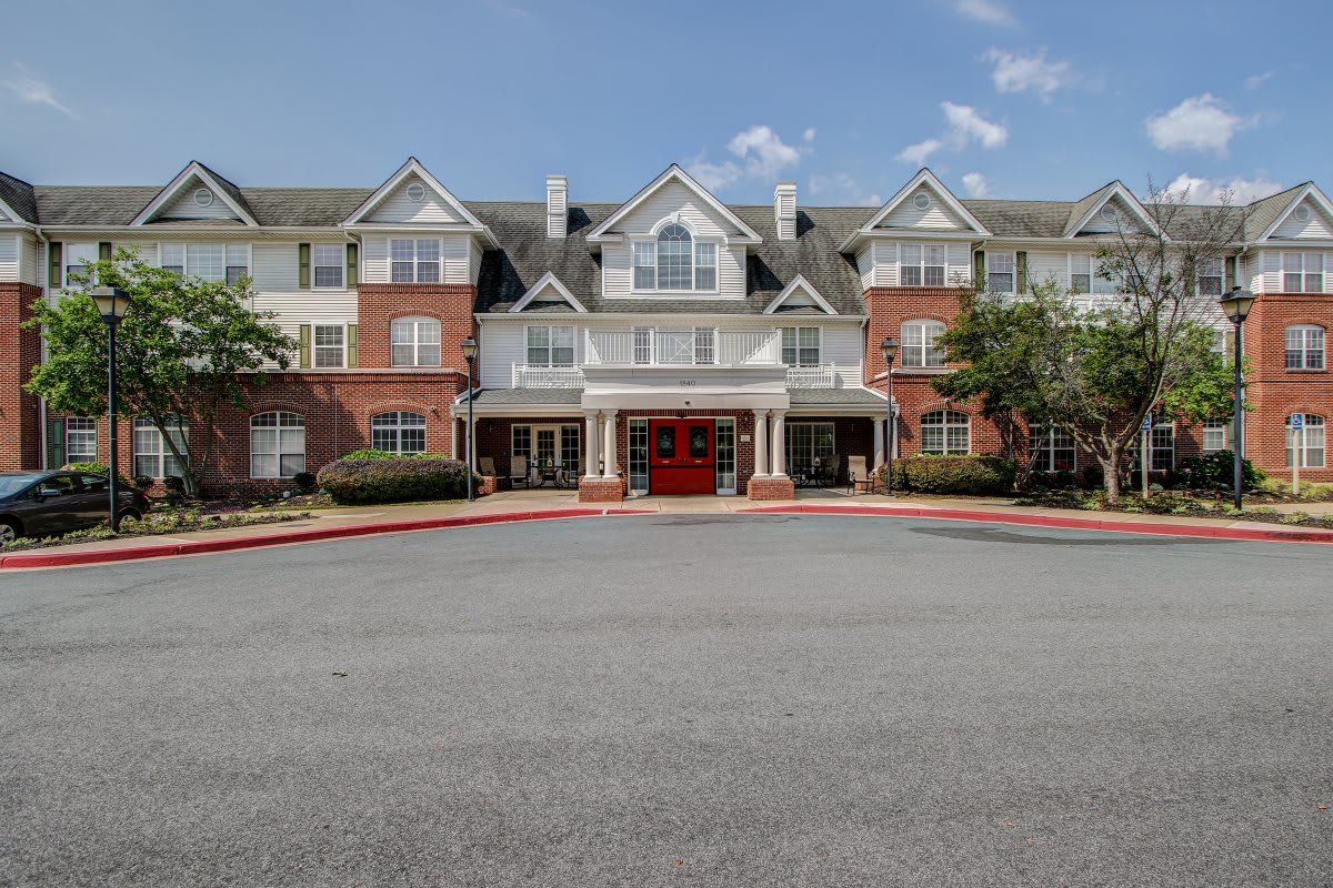 Photo 1 of Charter Senior Living at Woodholme Crossing