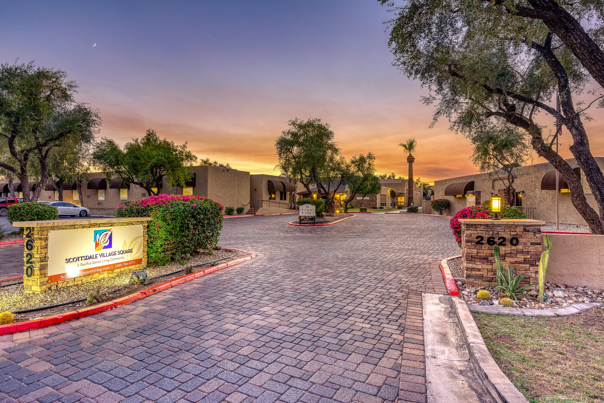 Photo 1 of Scottsdale Village Square, A Pacifica Senior Living Community