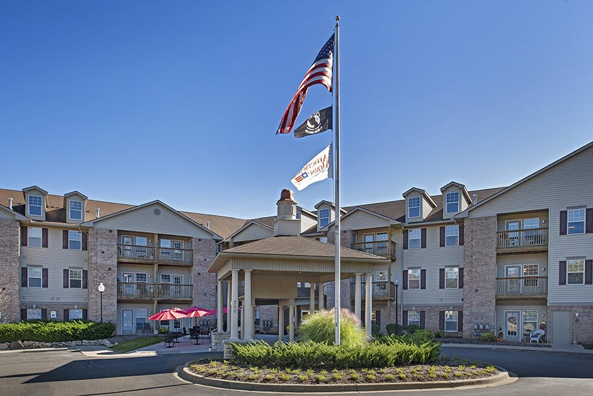 Photo 1 of American House Milford Senior Living