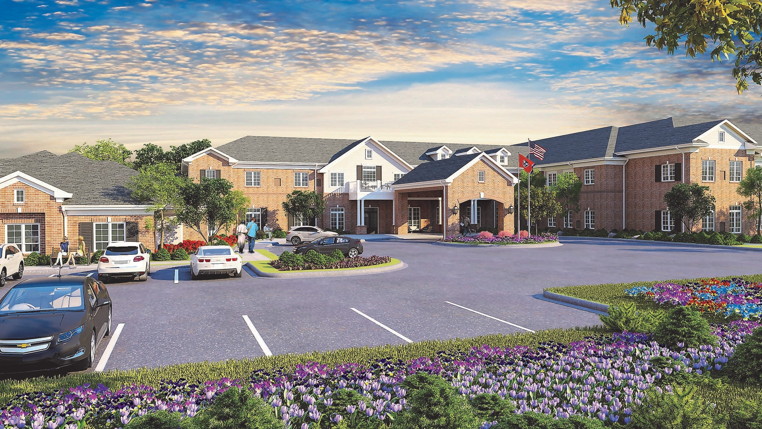 Photo 1 of Capstone Senior Living at Station Camp (Opening Early 2021)