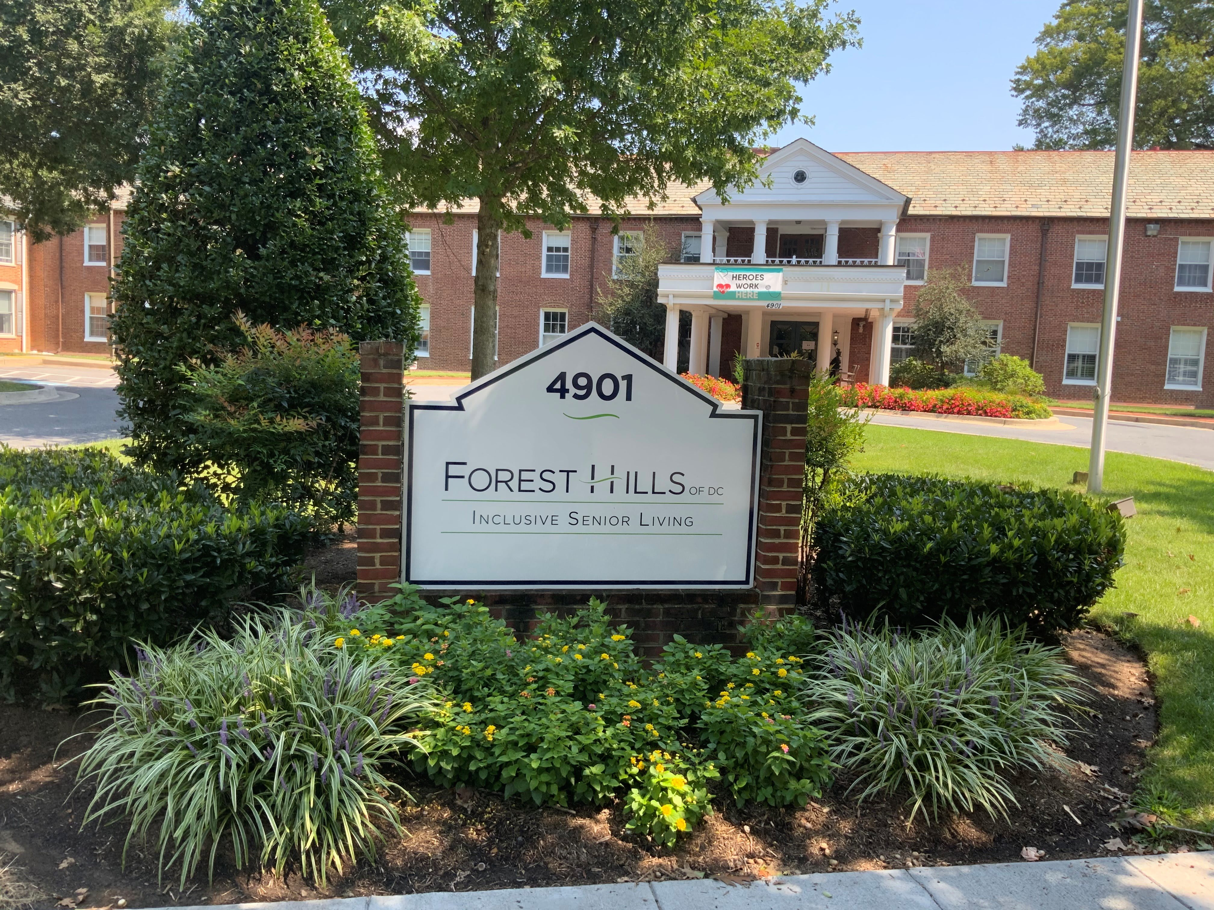 Photo 1 of Forest Hills of DC