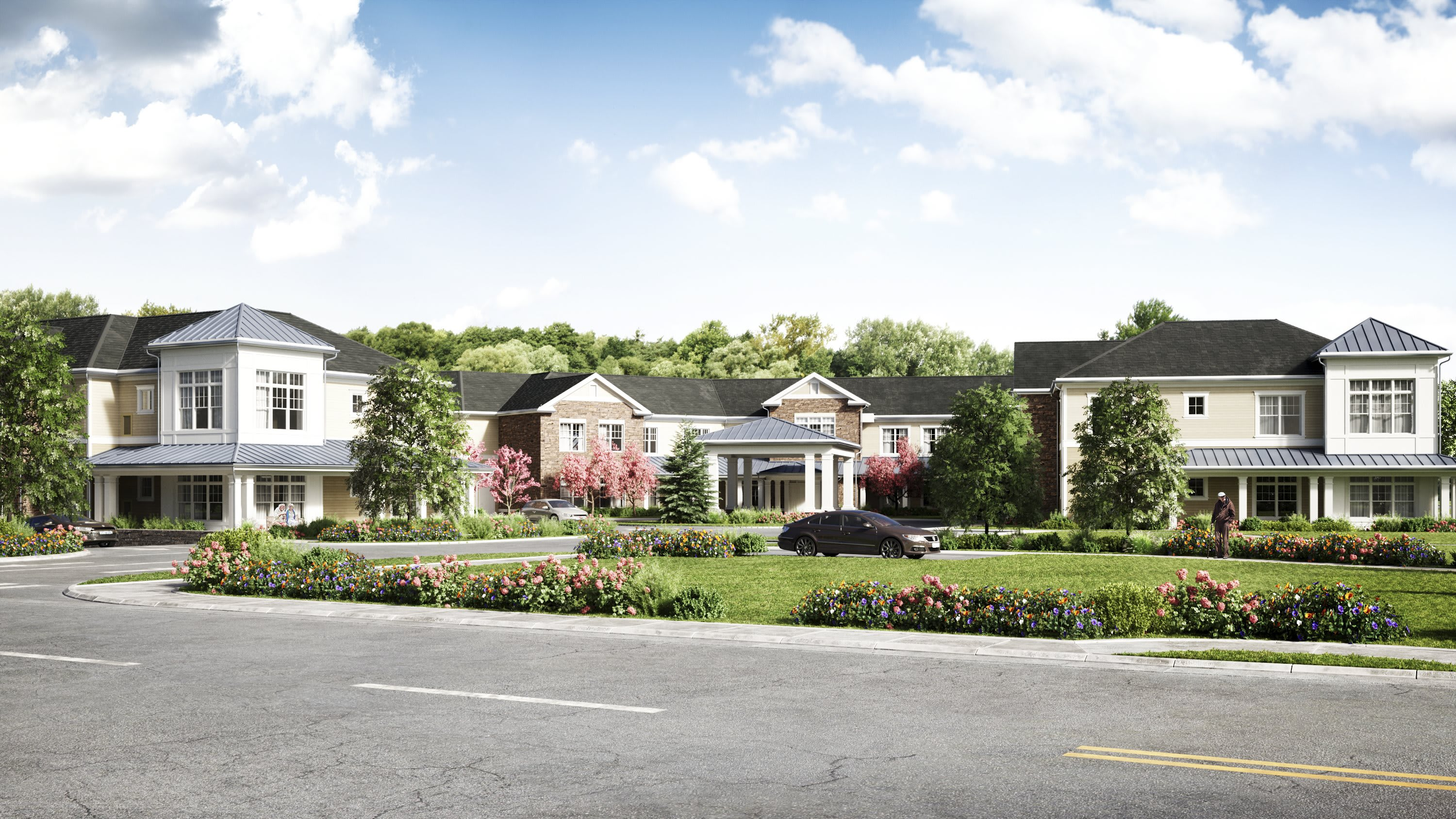 Photo 1 of Sunrise of Franklin Lakes (Opening Fall 2021)