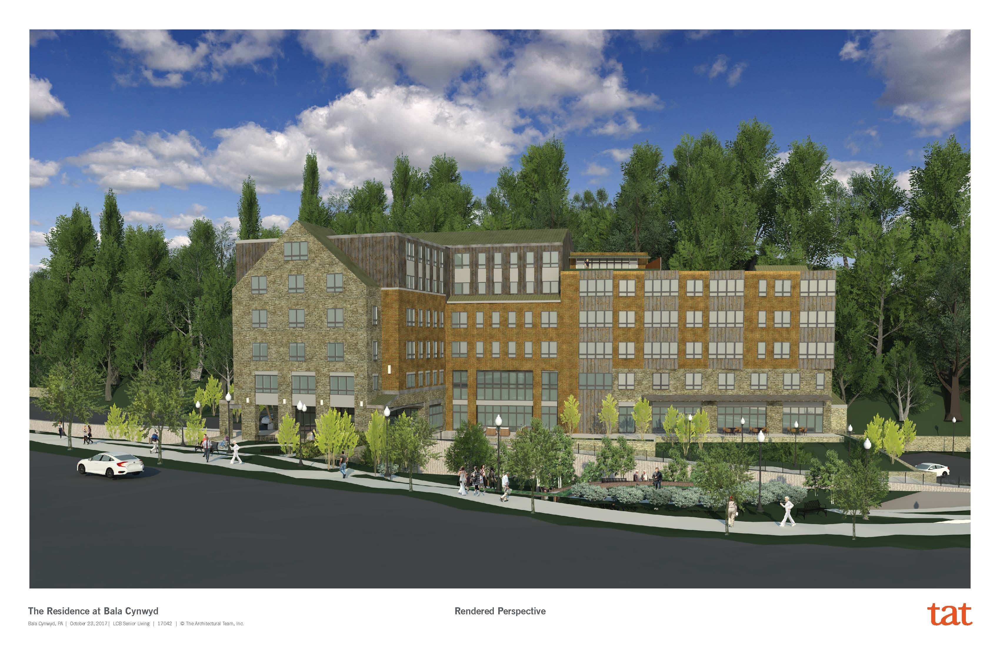 Photo 1 of The Residence at Bala Cynwyd (Opening Early 2022)