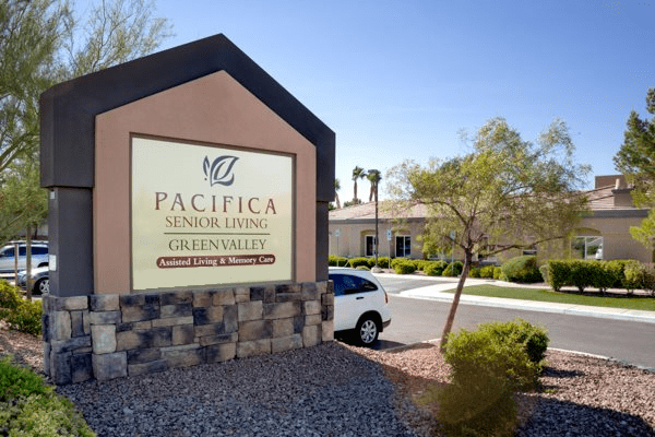 Photo 1 of Pacifica Senior Living Green Valley