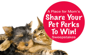 Share Your Pet Perks To Win